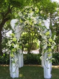 Decorating A Trellis For A Wedding Similiar Wedding Arbors Keywords