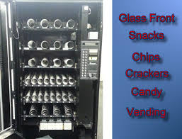Used Candy Vending Machines Magnificent Used Vending Machines For Sale