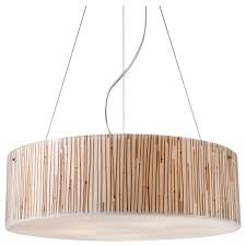 modern organics 5 light chandelier drum pendant lighting polished chrome contemporary pendant lighting by elitefixtures