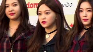 160217 Red Velvet Gaon Chart K Pop Awards Redcarpet