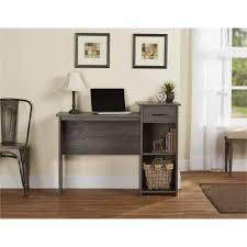 com mainstays student desk adjule shelf rodeo oak kitchen dining