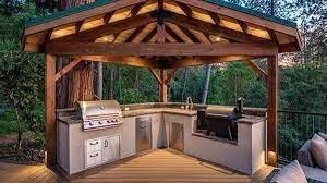 Outdoor Kitchen Ideas Inspiration Bbqguys