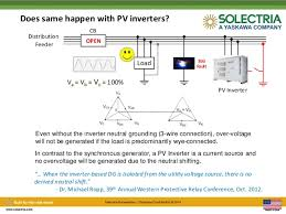 solectria smart inverters effective grounding and how to work 18