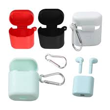 <b>Silicone Earphone Case for</b> HUAWEI Honor FlyPods Charging Box ...