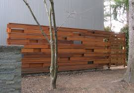 Patio Privacy Fence Modern Privacy Fence Gates This Clean Modern Wood Privacy Fence