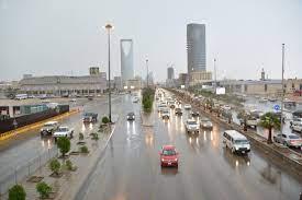 فيديو: هطول أمطار غزيرة مصحوبة بزخات من البرد على الرياض - أريبيان بزنس