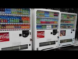 Salad Vending Machine Japan Cool 48 RARE Vending Machines To Make You Laugh 48 Special To Japan