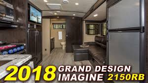 Grand Design Imagine Travel Trailer Reviews 2018 Grand Design Imagine 2150rb Travel Trailer Holiday World Rv 800 983 7866