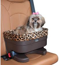 car seats pet gear car booster seat bucket dog chocolate reviews