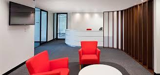 Office design sydney Niche Office Reception Interior Design Grand Acclaim Interiors Office Interior Designers Office Design Sydney