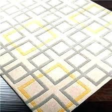 area rug cool home goods rugs square in gray and yellow within plan with regard to grey bath bathroom an