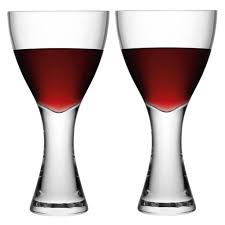 modern wine glass cupa  vino wine glass  pack sempli touch of