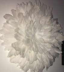 feather handmade wall hanging juju hat