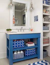 18 Diy Bathroom Vanity Ideas For Custom Storage And Style Better Homes Gardens
