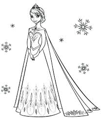 And who could deny olaf, our real life. 20 Elsa Frozen Pictures To Color Picture Ideas Thespacebetweenfeaturefilm