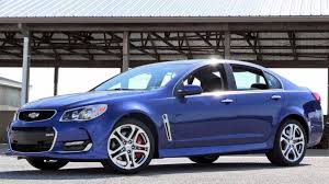 2016 Chevrolet SS: Review - YouTube