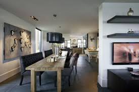 Rustic Modern Decorating Ideas Home - Rustic modern dining room ideas