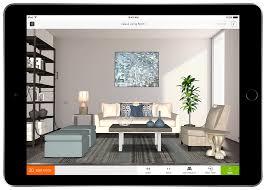 Interior Design for IPAD APP