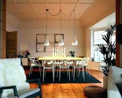 dining table chandelier height room light fixture pendant over impressive lighting appealing ght above din lamp
