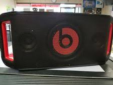 beats car speakers. beats by dr. dre beatbox portable dock wireless bluetooth speaker boombox black car speakers d