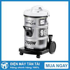 Máy Hút Bụi Hitachi CV-960F 24CV(PG) , Dung tích chứa bụi 21 lít, Công suất  hút 480 W, Công suất 2100W, Xuất xứ Thái Lan chính hãng 3,459,000đ