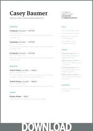 Free Resume Templates Google Extraordinary Resume Template Google Drive Lovely Google Drive Resume Templates