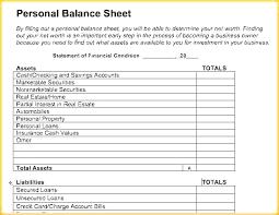 Financial Balance Sheet Template Corporate Balance Sheet Template