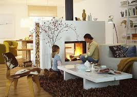 three sided fireplace design what to expect in 3 sided fireplace