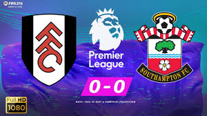 Fulham vs Southampton - Premier League 2020/21 - 26/12/2020 | Fifa 21