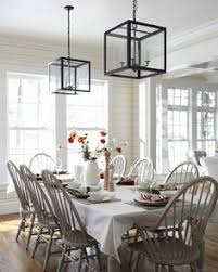 elegant lake house dining room