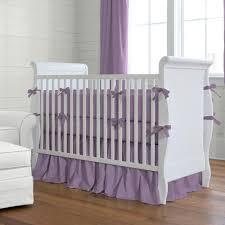 solid aubergine purple crib bedding carousel designs