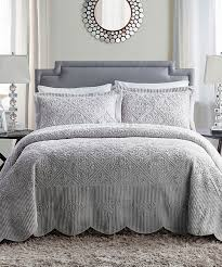 quilted bed covers. Interesting Bed Look At This Gray Westland Quilted Bedspread Set On Zulily Today With Bed Covers P