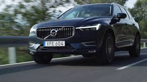 2018 volvo denim blue. exellent volvo 2018 volvo xc60 t6 denim blue driving footage  official presentation with volvo denim blue t