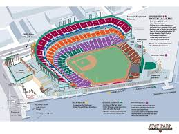 San Francisco 49ers Seating Chart 3d Giants Stadium Seat Online Charts Collection
