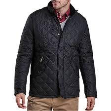 Buy Barbour Chelsea Sportsquilt Water-Resistant Quilted Jacket ... & Buy Barbour Chelsea Sportsquilt Water-Resistant Quilted Jacket, Black  Online at johnlewis.com ... Adamdwight.com