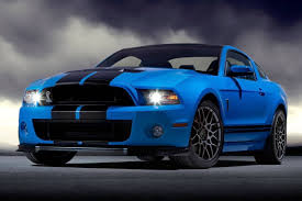 Used 2014 Ford Shelby GT500 Coupe Pricing - For Sale | Edmunds