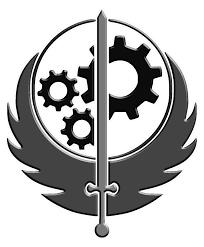 Bild - Fo4-BoS-logo.png | Fallout Wiki | FANDOM powered by Wikia