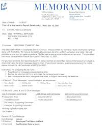 Army Memorandum Template Sample Memo 8 Free Training Examples Tem ...