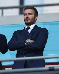 David Beckham wears one of the best new ...