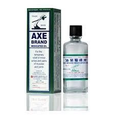 axe brand universal oil price