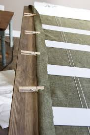 Turn An Old Burlap Sack Into The Best Accessory For Your Windows Burlap Window Blinds