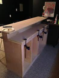 Beautiful Diy Basement Bar Plans Tutorial This Sure Would Be Cool In Decor