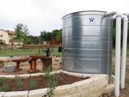 galvanized steel water storage cistern tank 1480 gallon 4