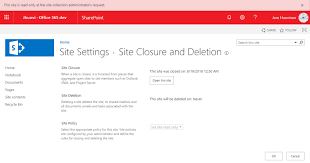 Setting Sharepoint Online Site Collection To Read Only State
