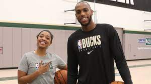 In The Zone With Z: Khris Middleton ...