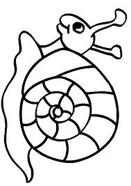 Kleurplaten Dieren Slakken Tekeningen Kleurplaten Dieren Golden