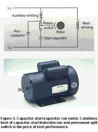 single phase motors Century AC Motor Wiring Diagram at Capacitor Start Induction Run Motor Wiring Diagram