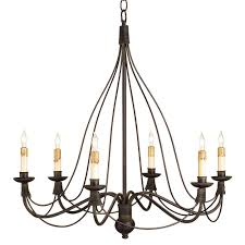 fetching black wrought iron chandelier plus derby bell curve 6 light chandelier kathy kuo foyer to inspire your home decor