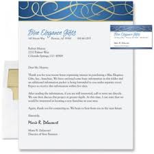 Professional Company Letterhead How To Make A Professional Company Letterhead Paperdirect Blog