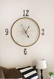 29 best diy wall clock ideas and